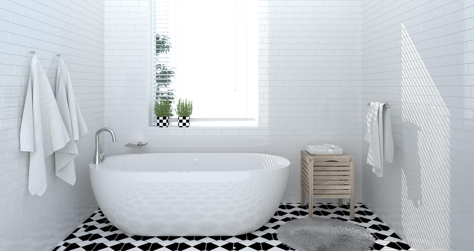 bathroom waterproofing